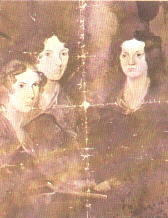 the Bront&#235 sisters